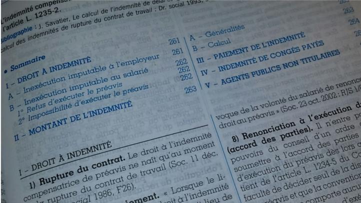 Jean Bernard Bouchard Absence De Faute Grave Et Suspension Du